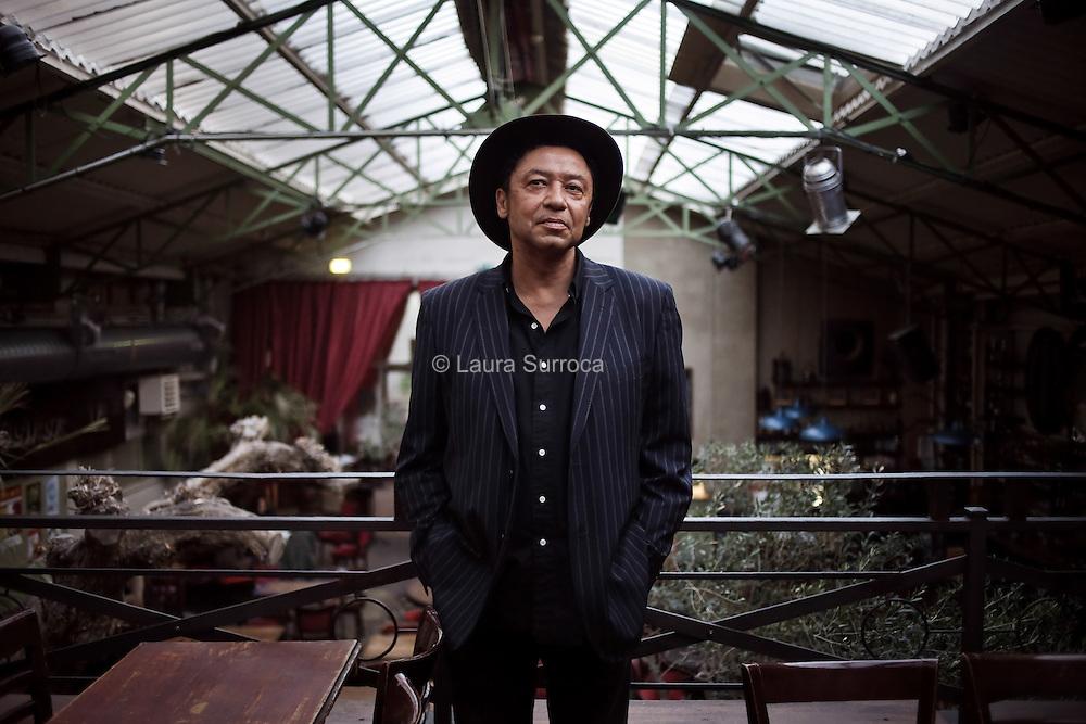 Philippe Jupin, producteur de musique, fondateur et directeur associe de la Bellevilloise, a Paris, le 2 novembre 2011.