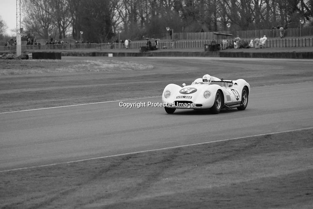 Classic Racing Car at Goodwood