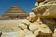 Alberto Carrera, Saqqara pyramid, Saqqara necropolis, Egypt