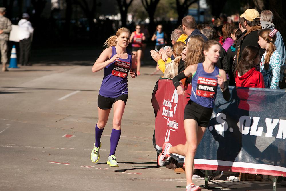 2012 USA Olympic Marathon Trials: Erica Jesseman, 22, Maine