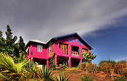 Jakes Hotel - Bright Pink Cottage villa at Teasure Beach - Jamaica
