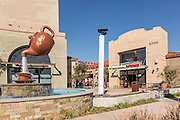 Camellia Square Shopping Center in Temple City California