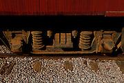 Guajara Mirim_RO, Brasil.<br /> <br /> Locomotiva da estrada de ferro madeira-mamore em Guajara Mirim, Rondonia.<br /> <br /> Locomotive of madeira-marmore railroad in Guajara Mirim, Rondônia.<br /> <br /> Foto: MARCUS DESIMONI / NITRO