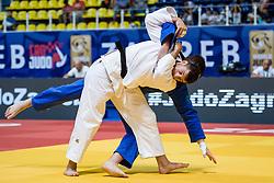 IDDIR, Alexandre of France compete on July 28, 2019 at the IJF World Tour, Zagreb Grand Prix 2019, in Dom Sportova, Zagreb, Croatia. Photo by SPS / Sportida