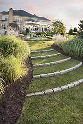 15313 Masonwood landscaping with pavers
