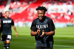 Antoine Semenyo of Bristol City - Rogan/JMP - 14/09/2019 - Bet365 Stadium - Stoke, England - Stoke City v Bristol City - Sky Bet Championship.