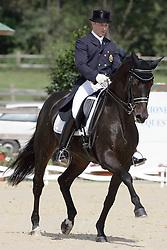 Devroe Jeroen (BEL) - Paganini<br /> European Championship Torino 2007<br /> Photo © Hippo Foto