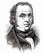 Sambaed Kingdom Brunel (1806-1859), English engineer and inventor, 1890.  From 'The Sea' by F Whymper. (London, c1890).