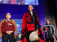 US President Barack Obama attends the 2016 White House Tribal Nations Conference, 26 September 2016