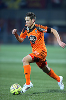 Raphael GUERREIRO - 14.03.2015 - Lorient / Caen - 29eme journee de Ligue 1<br /> Photo : Vincent Michel / Icon Sport