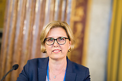 08.06.2016, Parlament, Wien, AUT, Parlament, Hearing der Kandidaten für das Amt des Rechnungshof-Präsidenten, im Bild Margit Kraker (von ÖVP nominiert) // during hearing of the candidates for the Austrian Court of Audit presidency at austrian parliament in Vienna, Austria on 2016/06/08, EXPA Pictures © 2016, PhotoCredit: EXPA/ Michael Gruber