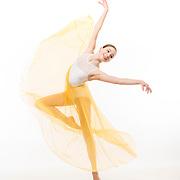 Julia Pasquale dance audition photo
