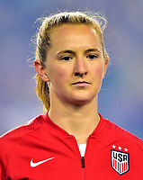 International Women's Friendly Matchs 2019 / <br /> SheBelieves Cup Tournament 2019 - <br /> United States vs Brazil 1-0 ( Raymond James Stadium - Tampa-FL,Usa ) - <br /> Samantha June Mewis of United States