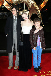 © licensed to London News Pictures. LONDON UK  07/04/14 Peaches Geldof found dead at her home in Wrotham in Kent aged 25. FILE PICTURE DATED 11/11/2013 Thomas Cohen; Peaches Geldof, The Hunger Games: Catching Fire - World film premiere, Leicester Square, London UK, 11 November 2013.  Photo credit : Richard Goldschmidt/Piqtured/LNP