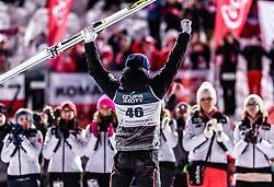 20.01.2019, Wielka Krokiew, Zakopane, POL, FIS Weltcup Skisprung, Zakopane, Herren, Siegerehrung, im Bild Sieger Stefan Kraft (AUT) // Winner Stefan Kraft of Austria during the winner ceremony of FIS Ski Jumping world cup at the Wielka Krokiew in Zakopane, Poland on 2019/01/20. EXPA Pictures © 2019, PhotoCredit: EXPA/ JFK