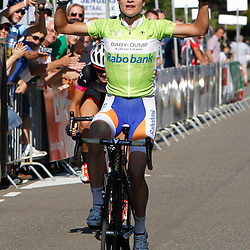 Brainwash Ladiestour Bunde-Berg en Terblijt Marianne Vos wins final stage