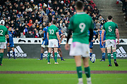 Jonathan Sexton (IRL) gonna kicked and scored a penalty during the NatWest 6 Nations 2018 rugby union match between France and Ireland on February 3, 2018 at Stade de France in Saint-Denis, France - Photo Stephane Allaman / ProSportsImages / DPPI
