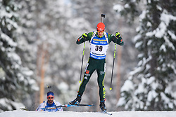 March 9, 2019 - –Stersund, Sweden - 190309 Arnd Peiffer of Germany competes in the Men's 10 KM sprint during the IBU World Championships Biathlon on March 9, 2019 in Östersund..Photo: Petter Arvidson / BILDBYRÃ…N / kod PA / 92252 (Credit Image: © Petter Arvidson/Bildbyran via ZUMA Press)