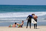 Strand, Netanya, Israel.|. beach, Netanya, Israel