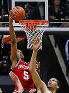 NCAA Basketball - Purdue Boilermakers vs Indiana Hoosiers - West Lafayette, IN