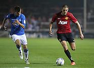 Peterborough United v Manchester United