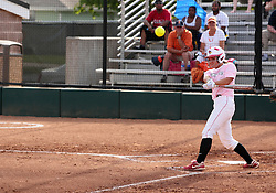 13 April 2010: Elizabeth Kay. The Illini of Illinois knock off the Illinois State Redbirds 5-1 on the campus of Illinois State University in Normal Illinois.