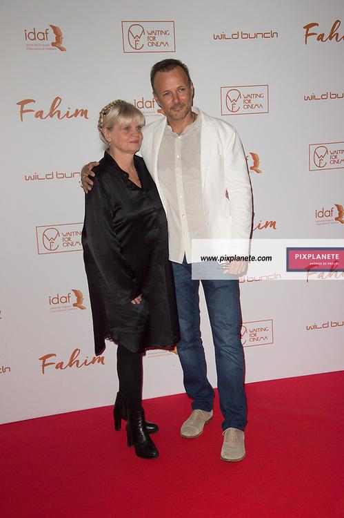Isabelle Nanty Pierre François Martin Laval  - Avant première du film Fahim dimanche 29 Septembre 2019 cinéma Le grand Rex Paris