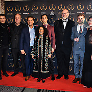 The rel scene arrivers at Gold Movie Awards at Regents Street Theatre, on 9th January 2020, London, UK.