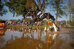 Daniels Cathal, IRL, Galant DHI<br /> Mondial du Lion - Le Lion d'Angers 2018<br /> © Hippo Foto - Dirk Caremans<br /> 20/10/2018