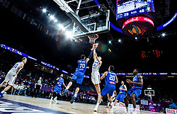 Luigi Datome of Italy vs Erik Murphy of Finland during basketball match between National Teams of Finland and Italy at Day 10 in Round of 16 of the FIBA EuroBasket 2017 at Sinan Erdem Dome in Istanbul, Turkey on September 9, 2017. Photo by Vid Ponikvar / Sportida