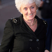 NLD/Amsterdam/20080201 - Verjaardagsfeest Koninging Beatrix en prinses Margriet, Jacqueline Cramer