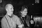 Aiden and Friend, Ska Club, Dublin Castle, Camden, London, UK, 1980s.