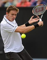 20150609 NED: Tennis Topshelf Open Day 2, Rosmalen<br /> Lleyton Hewitt AUS tijdens zijn partij tegen Nicolas Mahut  FRA (foto) op de tweede dag van het Topshelf Tennistoernooi