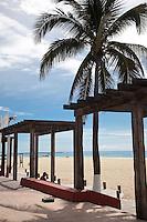 Playa Del Carmen's beautiful beach.