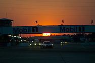 Sunset at Sebring #077 Magnus Racing Porsche 911 GT3 Cup: John Potter, Craig Stanton, Matthew Marsh