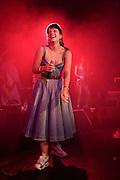 Lilly Allen in concert in Sheffield
