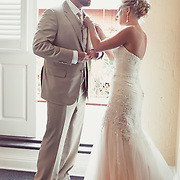 Matthew & Nichole - Getting Ready Bourbon Orleans 2013 Wedding Album | 1216 Studio