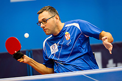 STOILJKOVIC Boris during day 1 of 15th EPINT tournament - European Table Tennis Championships for the Disabled 2017, at Arena Tri Lilije, Lasko, Slovenia, on September 28, 2017. Photo by Ziga Zupan / Sportida