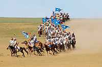 Mongolie. 800e anniversaire de la creation de l'empire mongol. // Mongolia. 800th birthday of mongol empire.