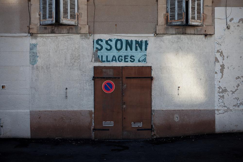 Marseille, architecture,