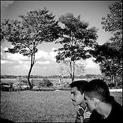 Serie: DIARIOS VISUALES / VISUAL DIARIES<br /> Photography by Aaron Sosa<br /> Venezuela 2007<br /> (Copyright © Aaron Sosa)