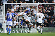 Derby County v Ipswich Town 30/08/2014