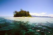 Kennedy Island, Honoria, Soloman Islands
