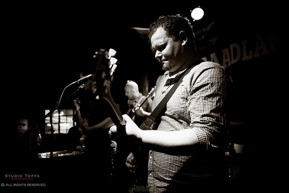 Glenn Braadland Band @ Stavanger Bluesclub 28.04 2015, Dickens, Stavanger, Norway.