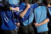 Woodbridge warriors Under 16 youth rugby team, Suffolk, England