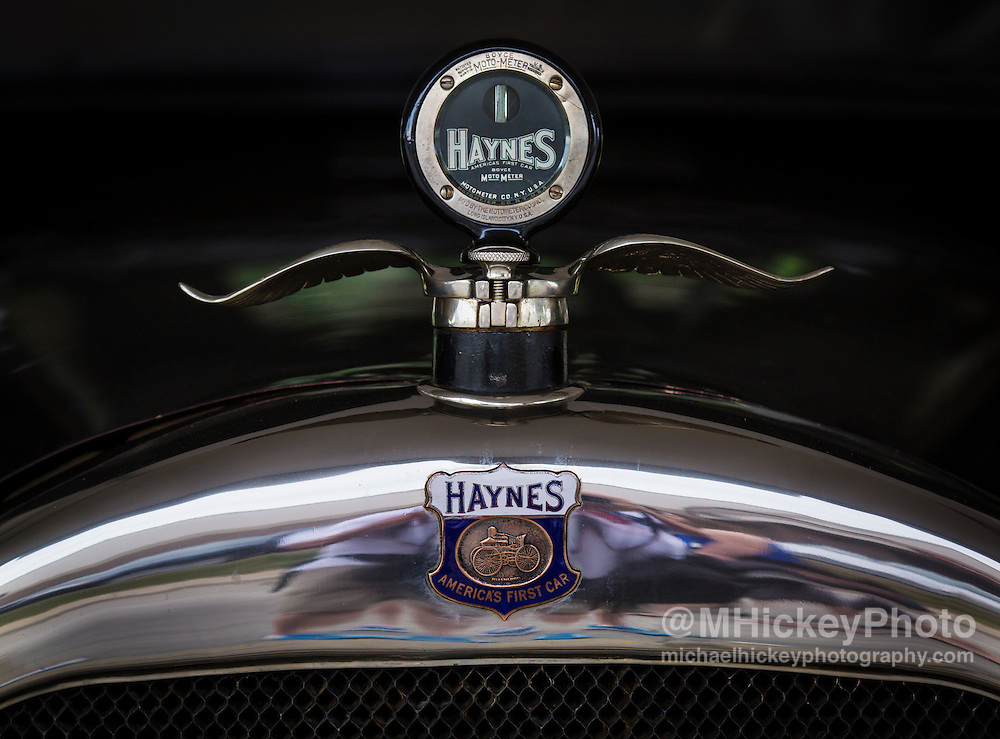 1920's era Haynes radiator cap hood ornament
