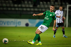 Bojan Knežević of Olimpija during football match between NS Mura and NK Olimpija in 15th Round of Prva liga Telekom Slovenije 2019/20, on November 3, 2019 in Fazanarija Stadium, Murska Sobota, Slovenia. Photo by Blaz Weindorfer / Sportida