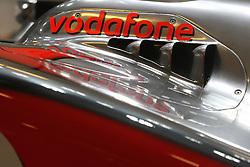 Motorsports / Formula 1: World Championship 2010, GP of Abu Dhabi, technical detail, Vodafone McLaren Mercedes