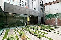 Courtyard at 205 Water Street