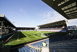 A general view of Turf Moor ahead of the Barclays Premier League clash between Burnley and Tottenham Hotspur - Photo mandatory by-line: Matt McNulty/JMP - Mobile: 07966 386802 - 05/04/2015 - SPORT - Football - Burnley - Turf Moor - Burnley v Tottenham Hotspur - Barclays Premier League